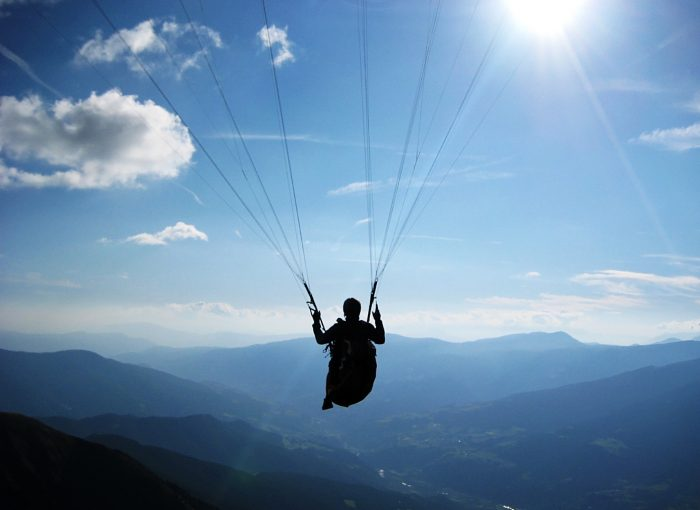 6. People might not be so willing to pay lots of money to jump out of perfectly good airplanes.