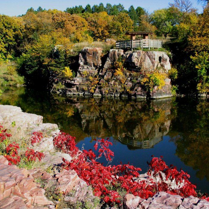 7. Stunning autumns