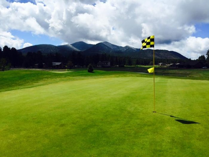 6. Or if golfing is more your style, play a game at Elephant Rocks Golf Course.