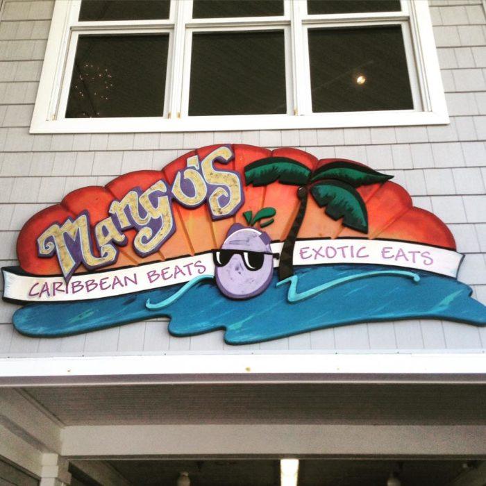 8. Mango's, Bethany Beach