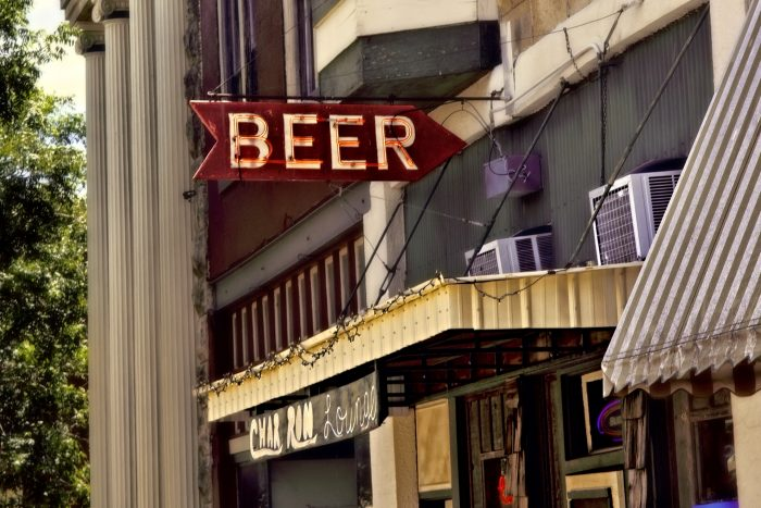 8. It's illegal to advertise beer in Bettendorf.