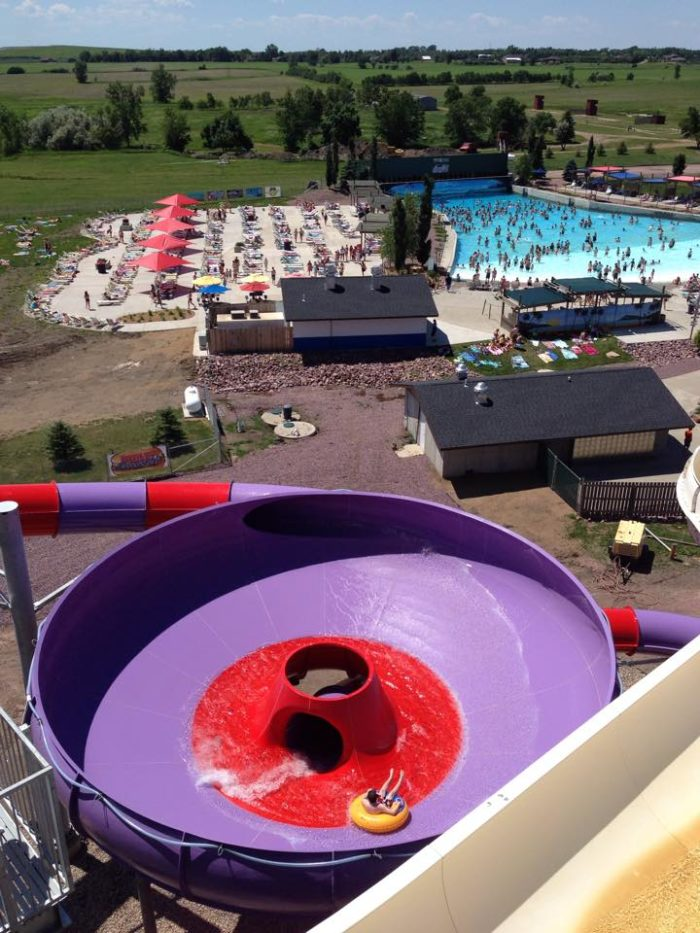 1. Wild Water West Waterpark - Sioux Falls