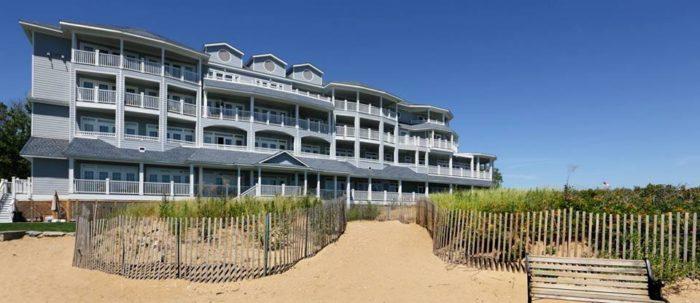 9. Madison Beach Hotel (Madison)
