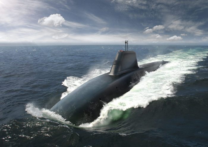 16. The first to launch a nuclear submarine.