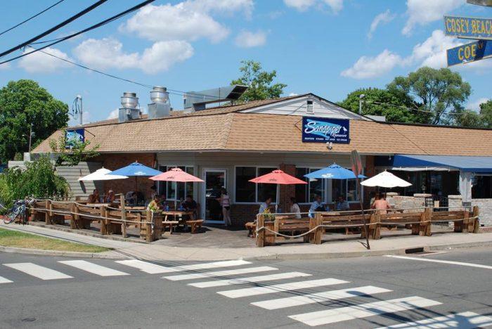 8. The Sandpiper Restaurant (East Haven)
