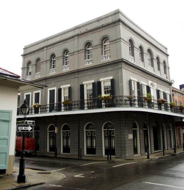 1. Marie Delphine LaLaurie's Slaves