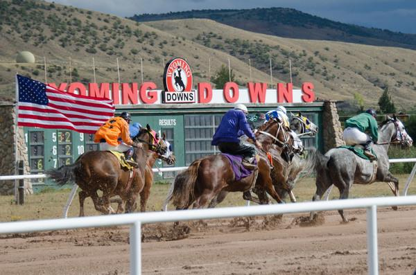 8. Wyoming Downs