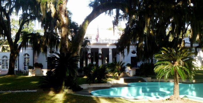 2. Reynolds Mansion on Sapelo Island