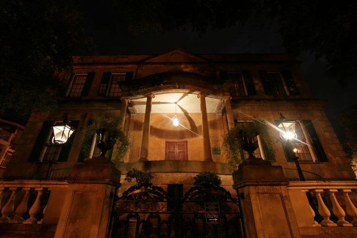 9. Haunted Savannah Tours