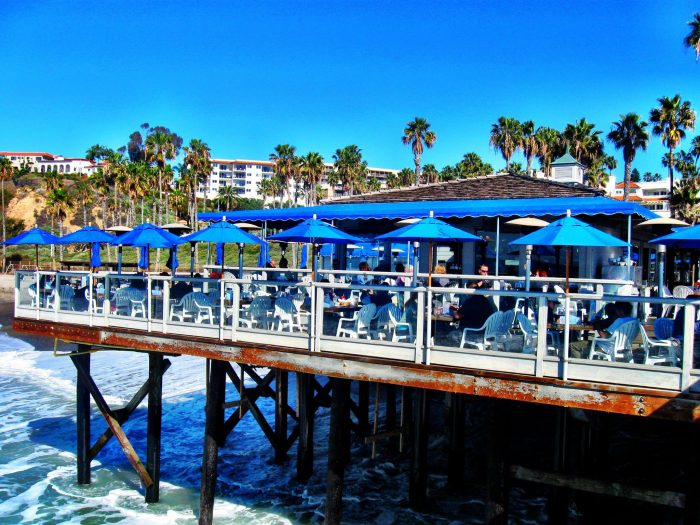 7. The Fisherman's Restaurant and Bar -- San Clemente