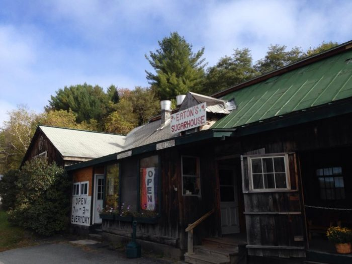 12.  Eaton's Sugarhouse Restaurant & Country Store - 5894 Vt Rt 14, South Royalton
