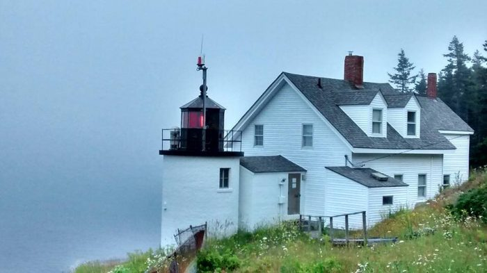 4. Brown's Head Light, Vinalhaven