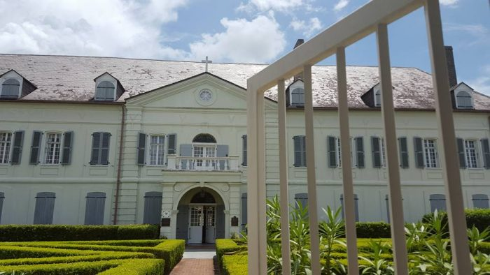 6) Visit the Old Ursuline Convent, 1114 Chartres St.