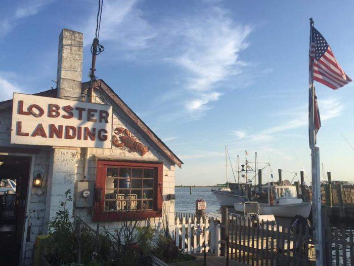 4. Lobster Landing (Clinton)