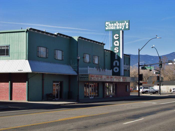 6. Sharkey's Casino - Gardnerville