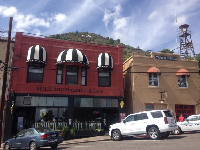7. Mile High Grill and Inn, Jerome