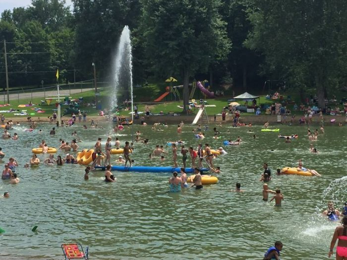 9 Swimming Holes In Ohio That Are Amazing