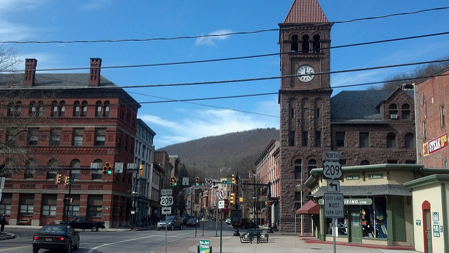 Jim Thorpe promises a quaint, delightful experience for visitors.
