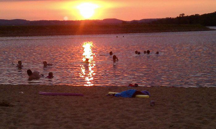 12. Table Rock Lake – Branson, Mo.