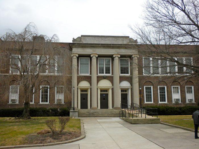 9. Howard High School
