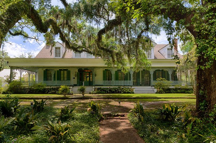 10. Myrtles Plantation, St. Francisville