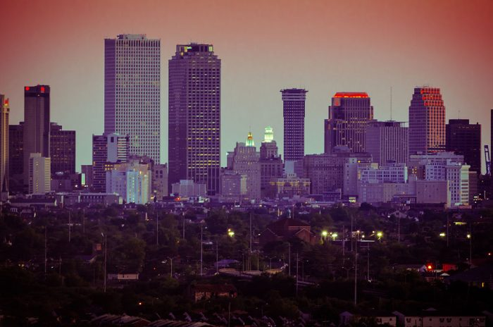1. New Orleans