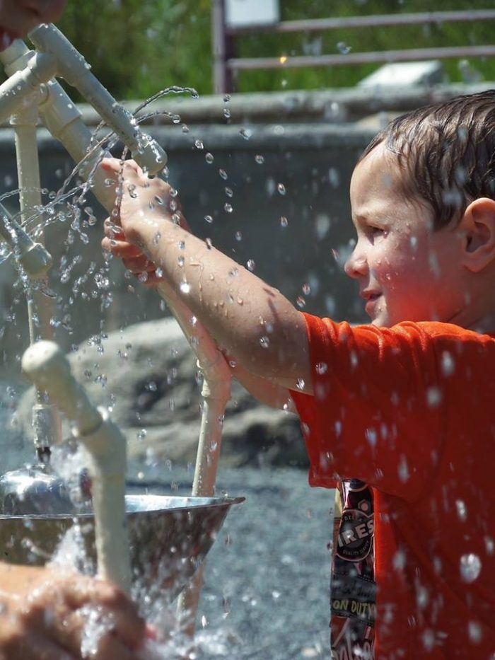 1.  Quench your thirst for knowledge at the Montshire Museum of Science.