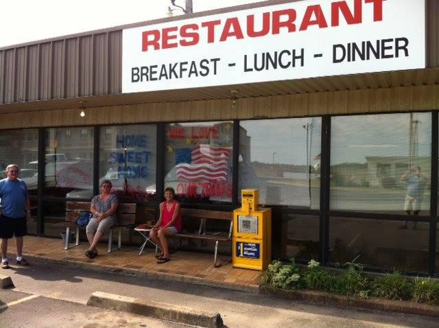 13.Mom and Pop's Waffles (Morrilton)
