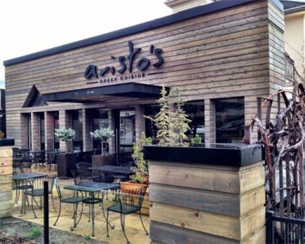 1. Aristo's Greek Restaurant, Salt Lake City