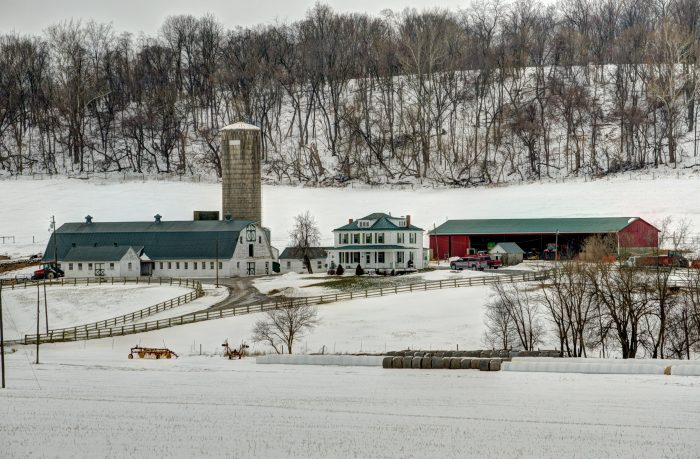 17. This Frederick area farm is demanding your attention.