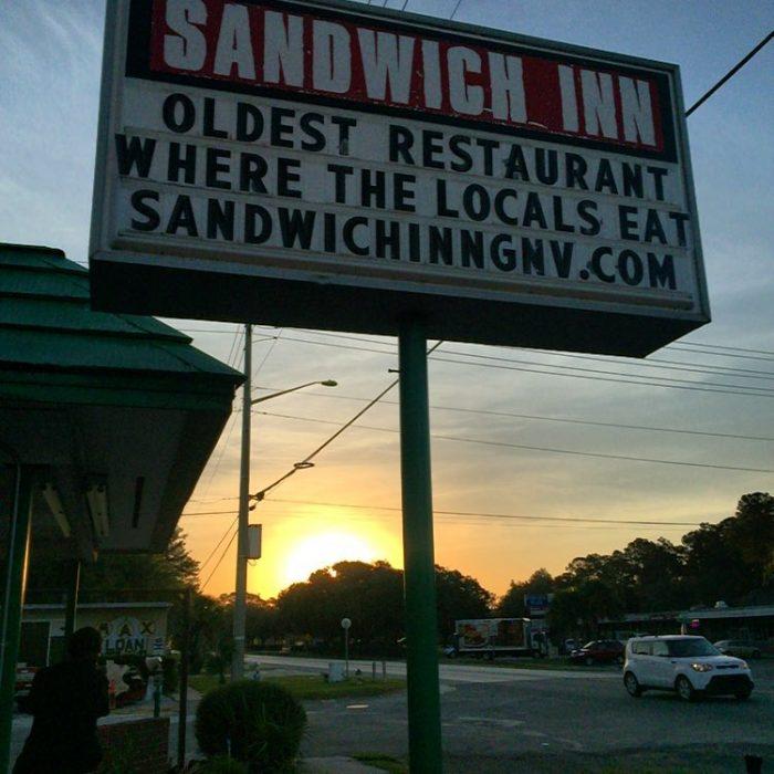 5. Sandwich Inn, Gainesville