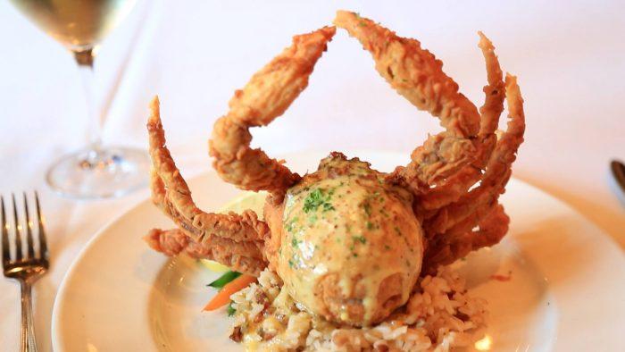 8. Hallelujah Crab from Juban's, 3739 Perkins Road, Baton Rouge