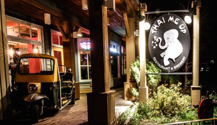 8. Thai Me Up Restaurant And Brewery