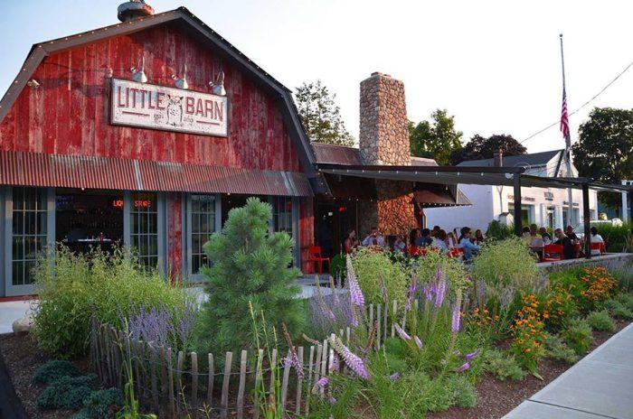 11. Little Barn (Westport)