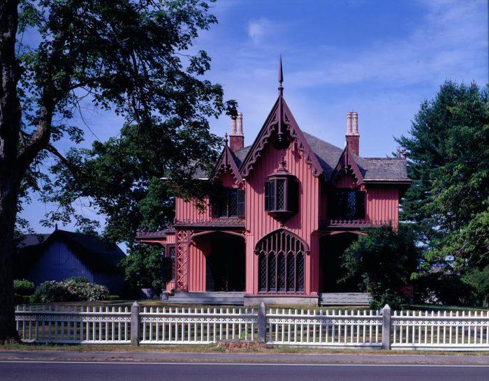 7. Living History: Roseland Cottage