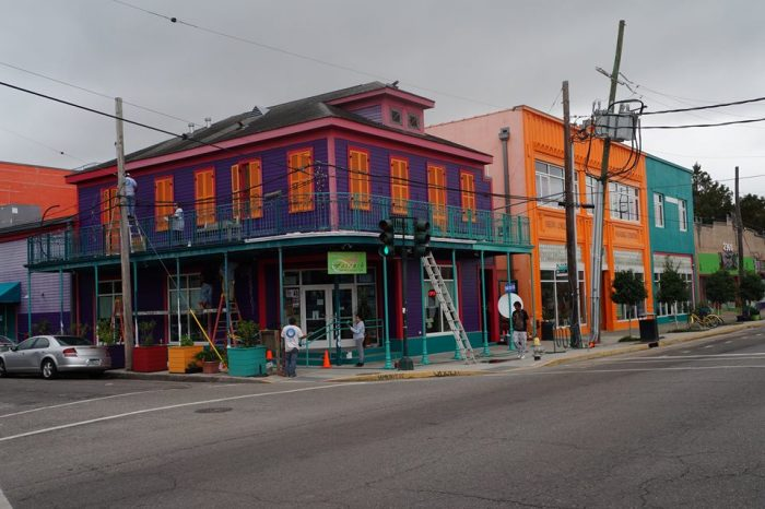 10) Explore the New Orleans Healing Center, 2372 St. Claude Ave.