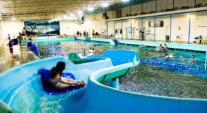3. Evans Plunge Mineral Springs - Hot Springs