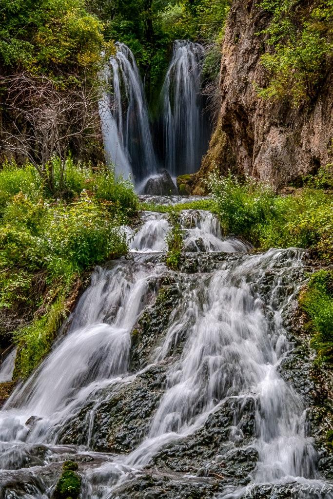 3. Roughlock Falls