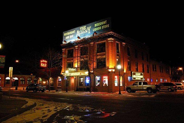 8. The Albany Restaurant, Bar & Liquormart
