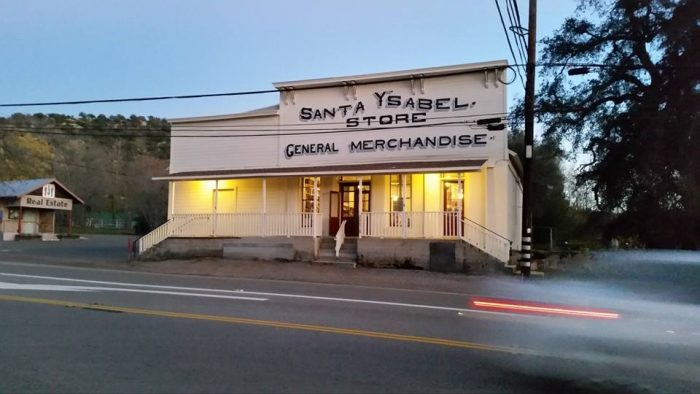 4. Santa Ysabel Store and Backcountry Visitor Center