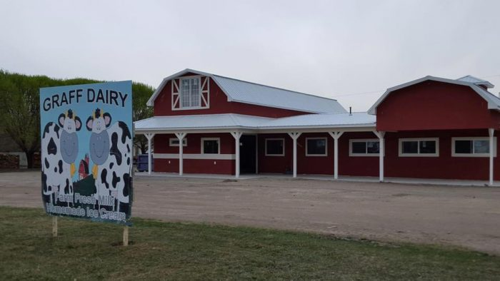 3. Graff Dairy (Grand Junction)
