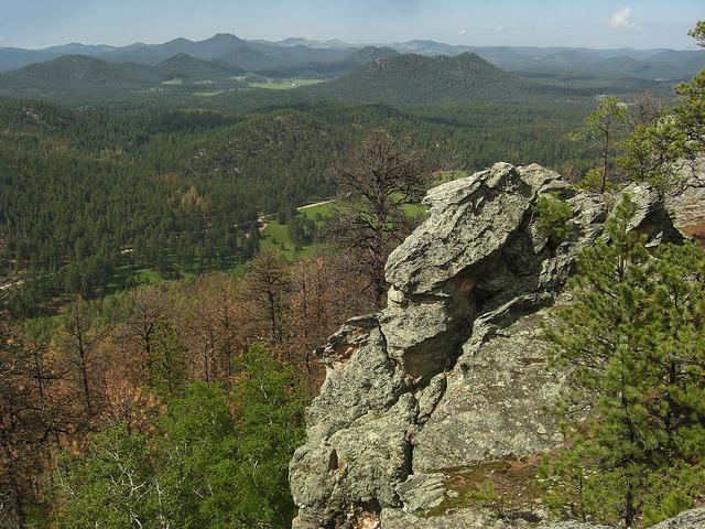 3. Lost Cabin - Harney Peak Loop Trail