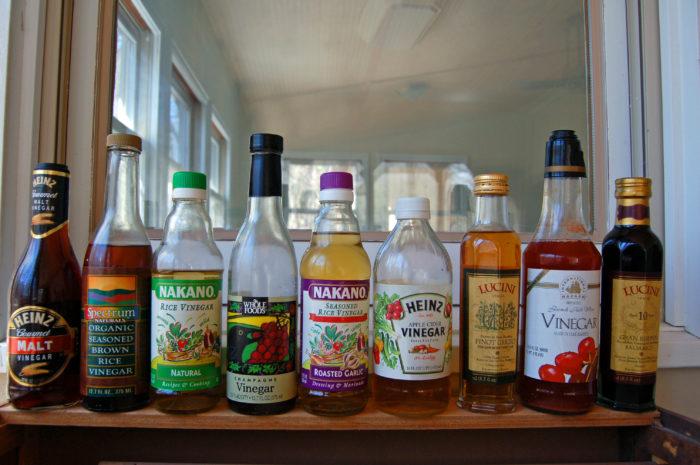 11. Or vinegar.