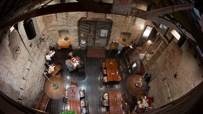 6. The Gristmill River Restaurant & Bar (New Braunfels)