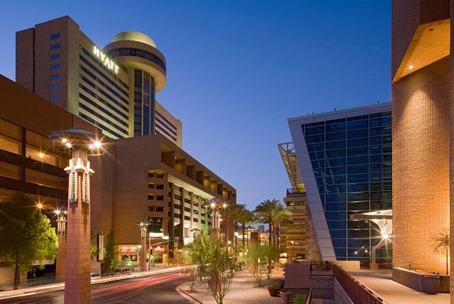 5. Hyatt Regency Phoenix Hotel, Phoenix