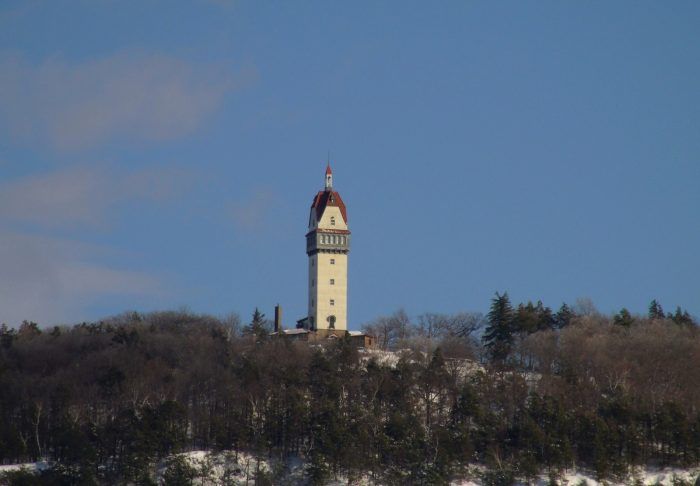 3. Heublein Tower (Simsbury)