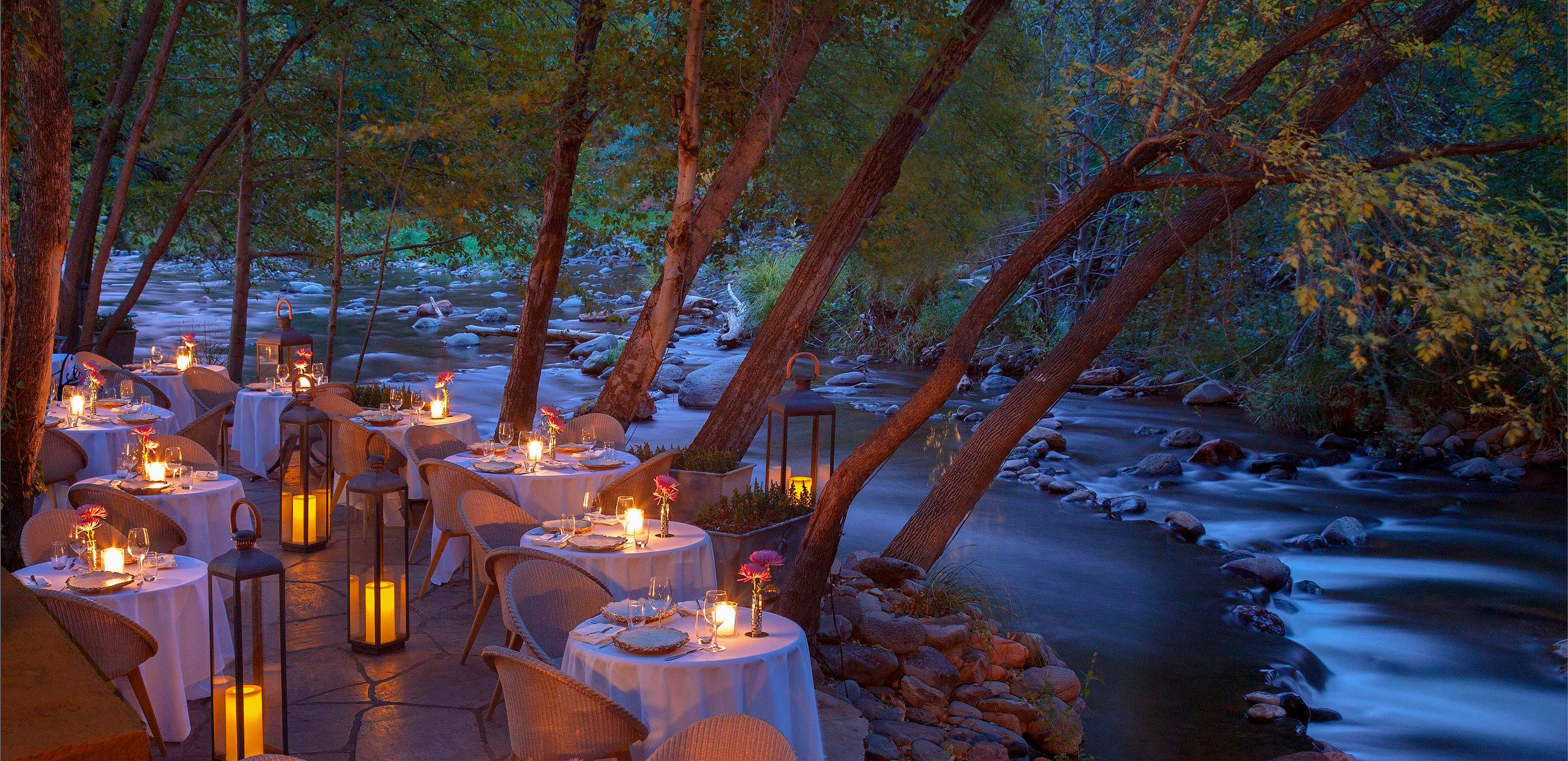 8 Waterfront Restaurants In Arizona