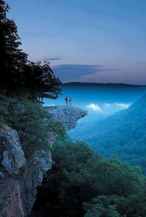 4. Arkansas: Whitaker Point