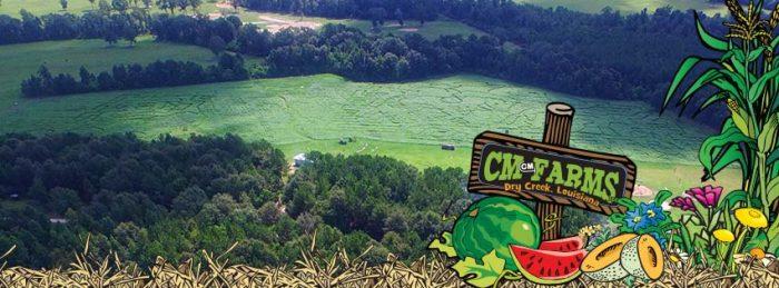 4. CM Farms LLC, Dry Creek, LA