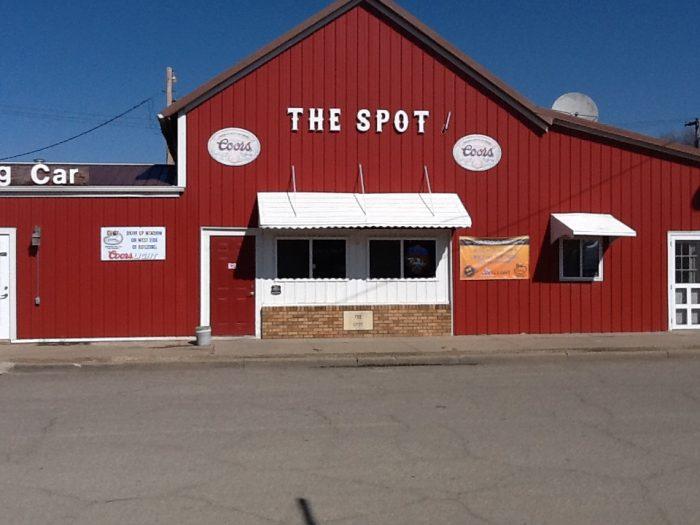 9. The Spot & Dining Car (Herington)
